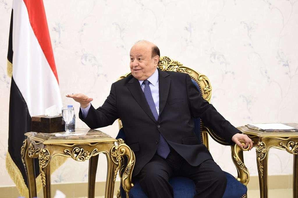 صورة قناة المنار تنشر خبر وفاة الرئيس اليمني عبده ربه منصور هادي سريرياً