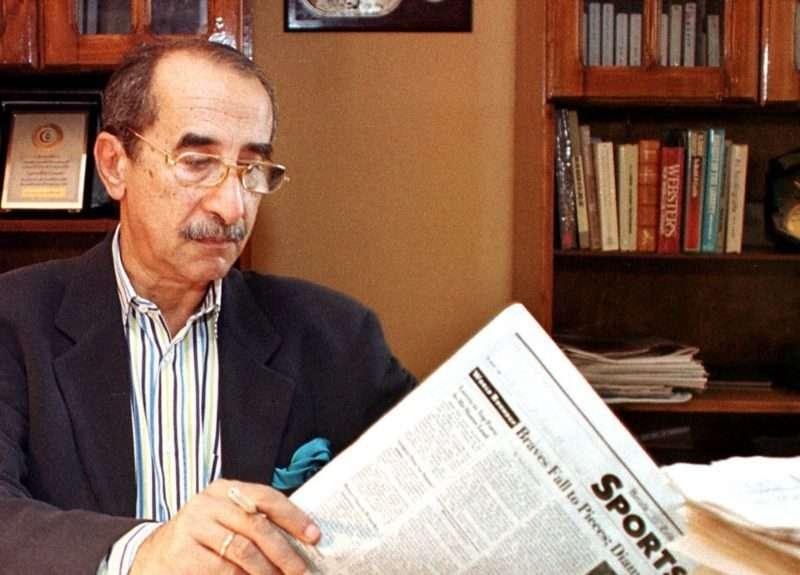 موعد جنازة حمدي قنديل الصحفي المصري