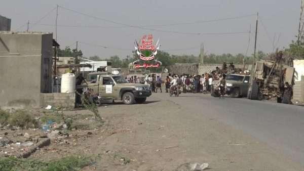 "Photo of توقف معركة الحديدة "" تحرير الحديدة """
