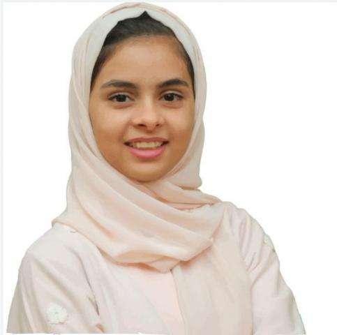 الطفلة ندى الأهدل تترشح لجائزة السلام الدولية للأطفال لعام 2018