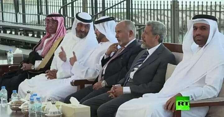 محمد اليدومي وعبد الوهاب الآنسي في ابو ظبي صحة الخبر 5