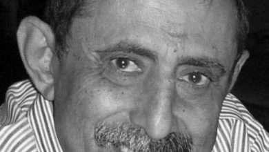 صورة وفاة سعيد فارع القاسمي مدير أمن عدن الأسبق