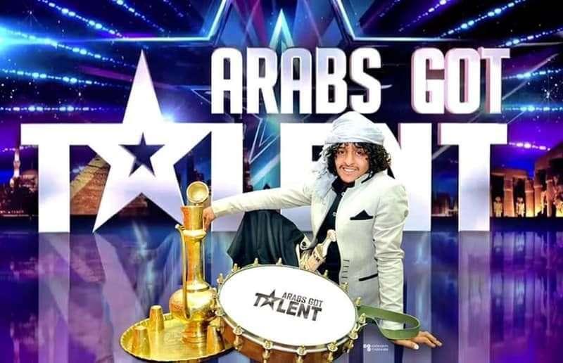 خروج ملاطف حميدي من برنامج عرب جوت تالنت