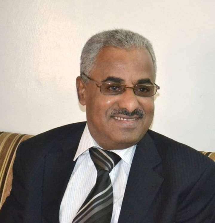 صورة بعد وفاة صالح باصرة قيادات وسياسيين يعزون في وفاته