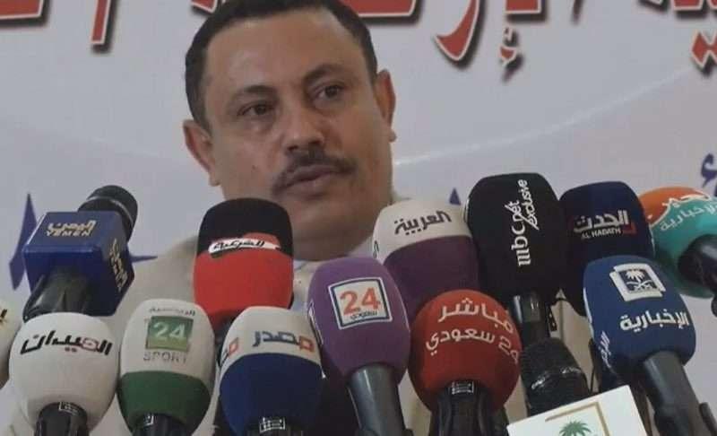 برنامج بالمختصر بعد ضرب وزير الاعلام اليمني عبدالسلام جابر ماذا قال عن جزمة السقاف
