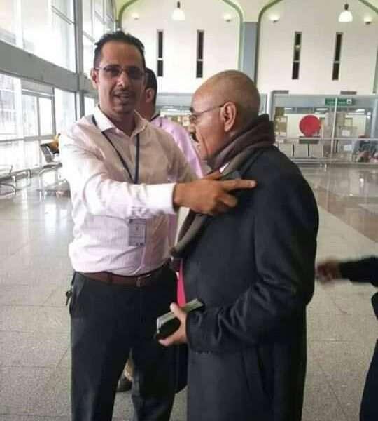 وفاة شبيه الرئيس السابق علي عبدالله صالح بجلطة دماغية