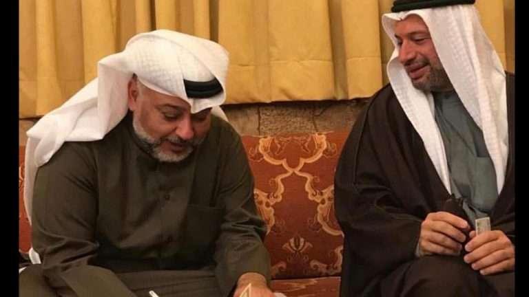 صورة صور زواج حسن البلام يشعل السوشيال ميديا