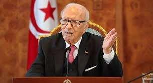 صورة حقيقة وفاة السبسي الرئيس التونسي