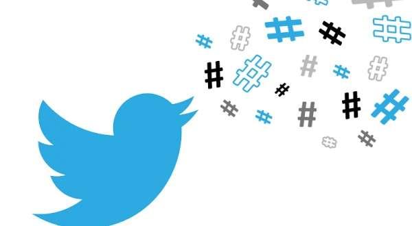 هاشتاق تويتر