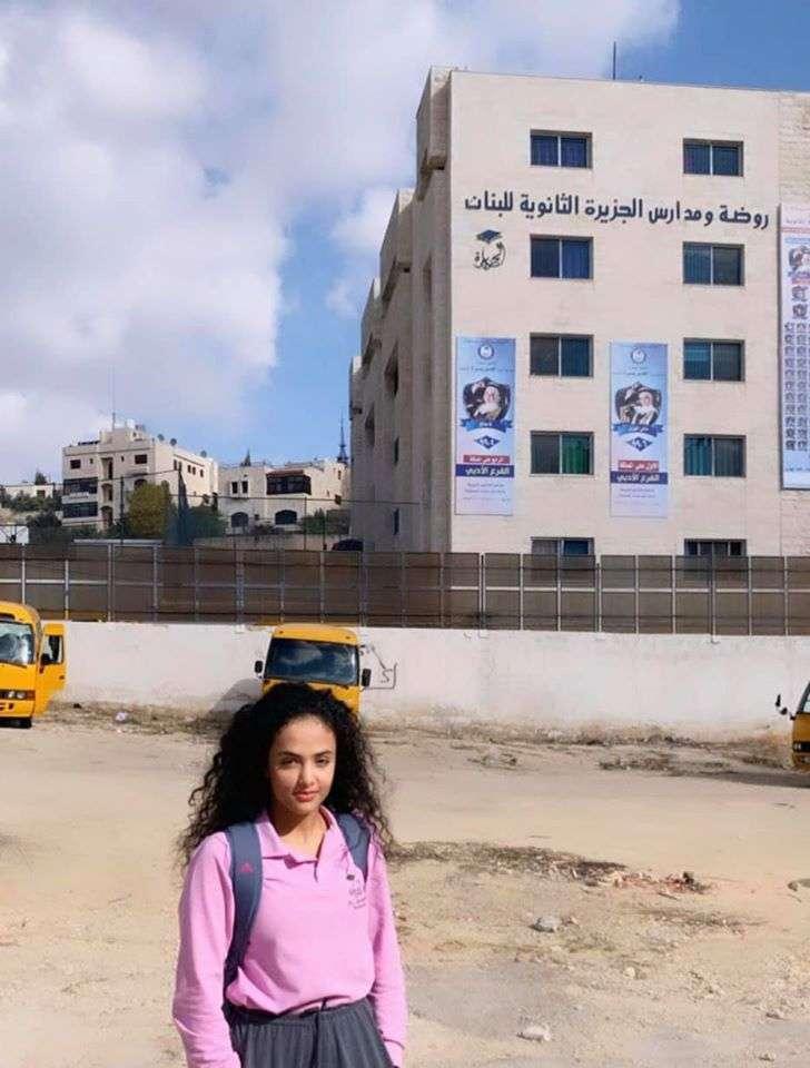 سبب منع توجان البخيتي من الدراسة في الأردن 1