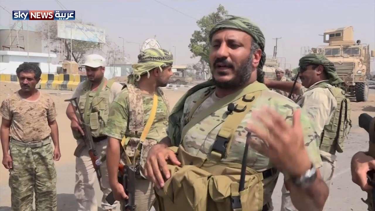 الفرق بين معسكرات حمود المخلافي ومعسكرات طارق صالح 1