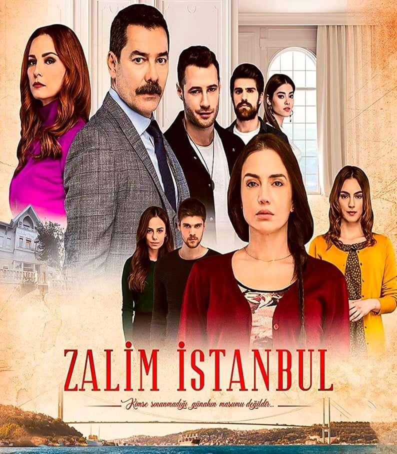 مسلسل اسطنبول الظالمة 26 الحلقة 26 يتصدر الترند