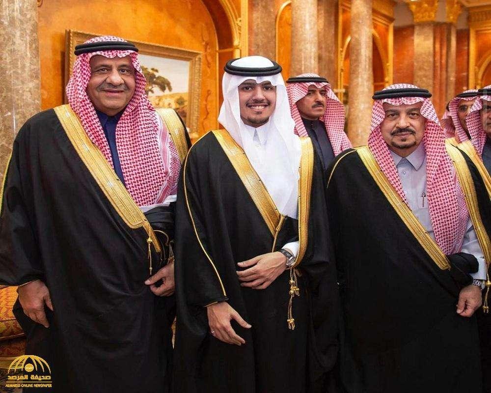 صور زواج عبدالإله بن سلطان من هو ويكيبيديا 1