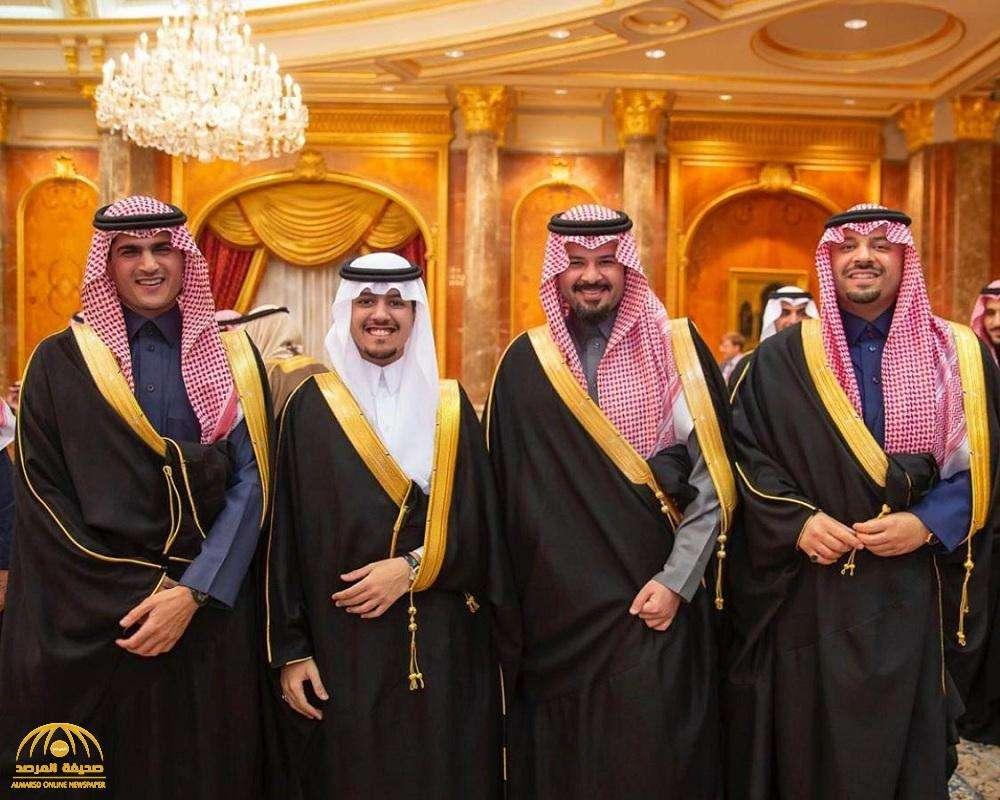صور زواج عبدالإله بن سلطان من هو ويكيبيديا 2