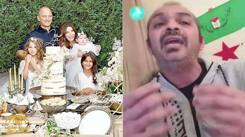 تهديد : مقتل نانسي عجرم - فادي الهاشم من قبل سوري 1