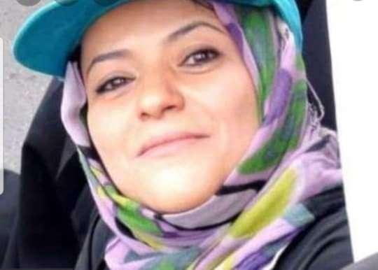 صورة ناشطة حقوقية : وفاة سامية الحداد في القاهرة بسبب حادث سير