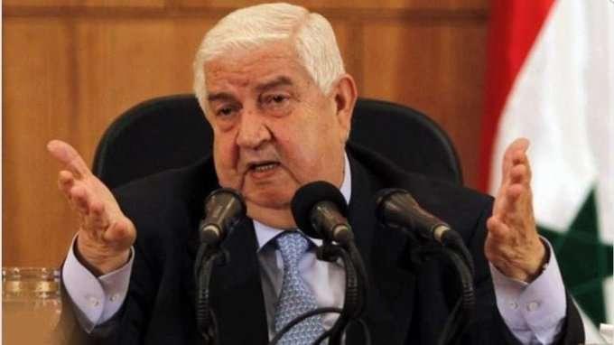 صورة ماهي حقيقة مقتل وفاة وليد المعلم وزير الخارجية السوري