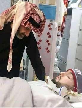 صورة حقيقة وفاة الأمير النائم الوليد بن خالد
