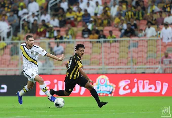 نتيجة اهداف مباراة الاتحاد والتعاون في الدوري السعودي 1
