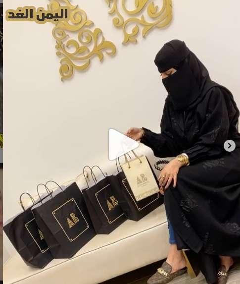 العنود اليوسف تبكي في فيديو عبر حسابها على سناب شات 1