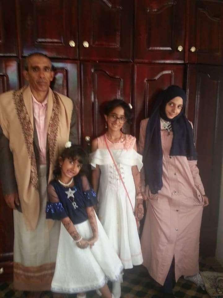 الحكم بإعدام علي عبدالله النعامي قاتل بناته 9