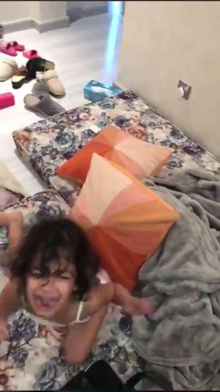Photo of خادمة تعنف طفلة بلقيس احمد فتحي تطالب التعرف على الطفلة