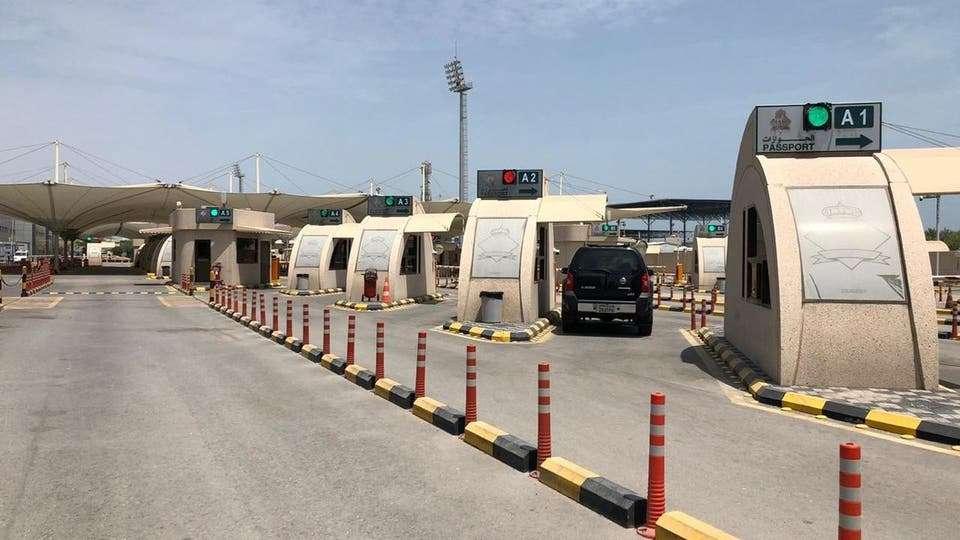 فتح جسر الملك فهد للسعوديين
