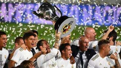 Photo of ريال مدريد يبدأ عملية الدروع