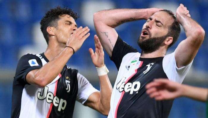 صورة انهيار في ترتيب الدوري الإيطالي وما هو القادم ليوفينتوس