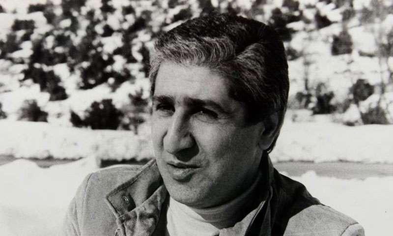 رحيل الفنان القدير مروان محفوظ في دمشق