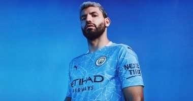 مانشستر سيتي يطلق قميصاً جديدًا 2020/2021