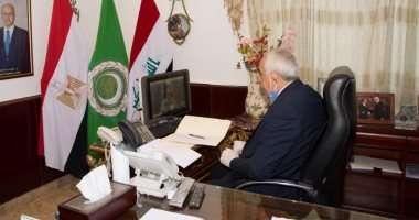 Photo of سفير العراق بالقاهرة يبحث آليات التعاون العلمي مع وزير التعليم العالى