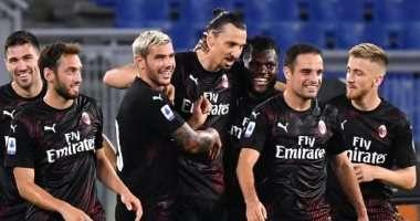 ميلان لا يعرف الهزيمة بعد عودة الدوري الإيطالي.. 4 انتصارات و17 هدفًا