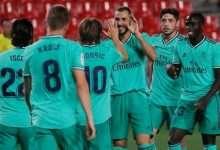 ريال مدريد يضيف غرناطة لقائمة ضحاياه ويضع قدمه على منصة التتويج