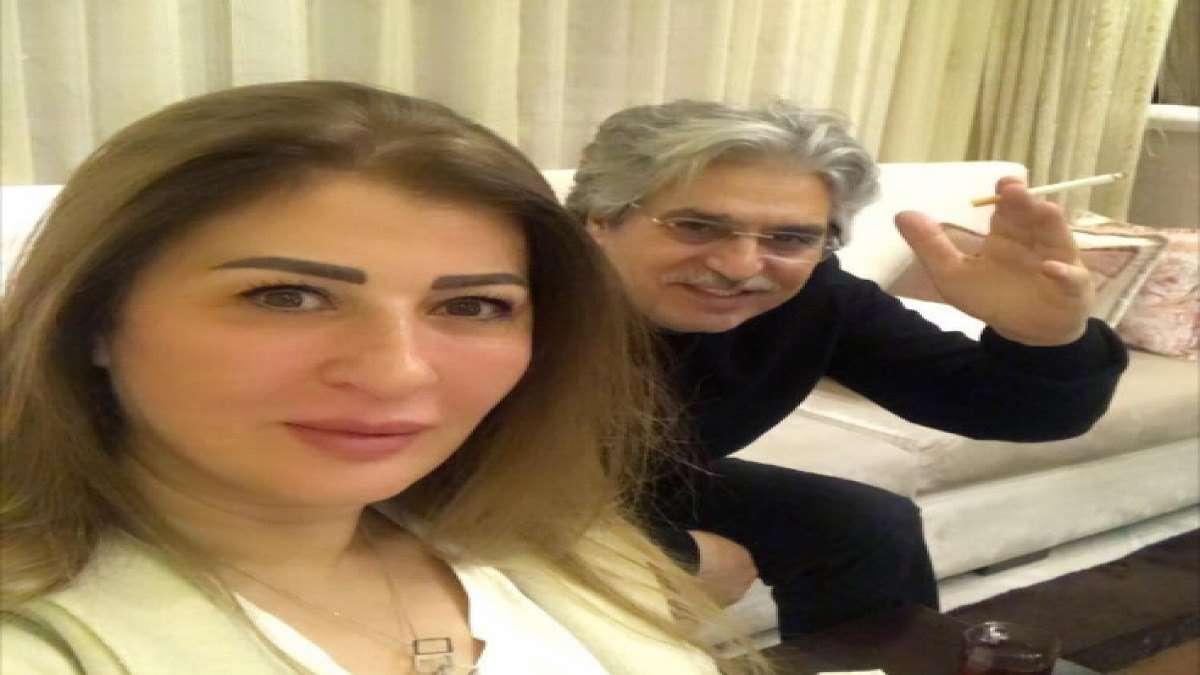 ما حقيقة انفصال الفنان السوري عباس النوري عن زوجته عنود الخالد؟ 1