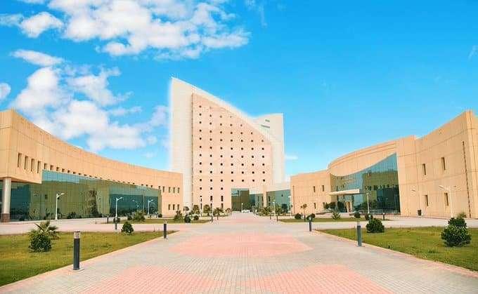 هاام..تعلن جامعة نجران عن قبول 6،558 طالب وطالبة