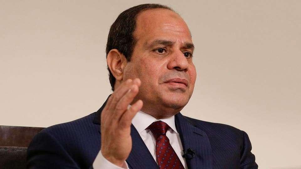 عبد الفتاح السيسي: لن اقبل أي إجراء أحادي بشأن سد النهضة
