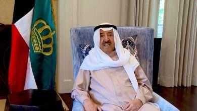 صورة حقيقة وفاة امير الكويت صباح الاحمد الصباح سبب