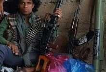 صورة مقتل ايمن الدامبي في تعز