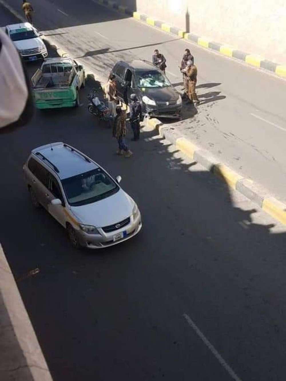 مقتل : اغتيال حسن زيد في العاصمة اليمنية صنعاء واخبار تتحدث عن اصابة ابنته نفيسة 1
