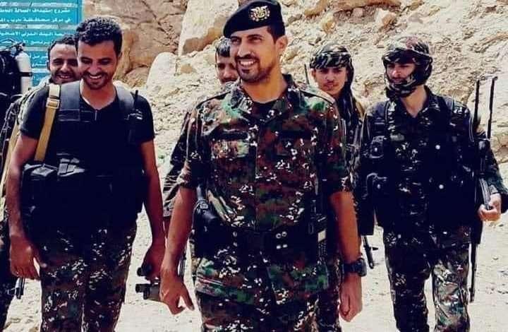 حقيقة مقتل عبدالغني شعلان قائد القوات الخاصة في مأرب 1