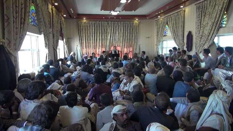 من هو ناصر محمد اليماني ويكيبيديا المهدي المنتظر في اليمن